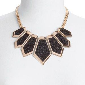 NWOT Aldo Eresen Black Necklace